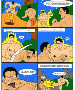 Breast-Man 2 006 and Gay furries comics