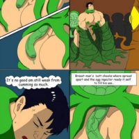 Breast-Man 4 gay furry comic