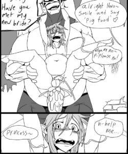 Broken Link 017 and Gay furries comics