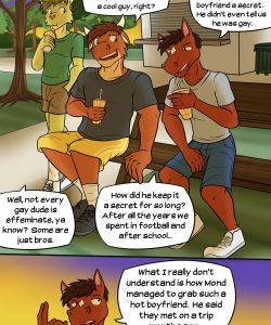 Buckin' Broncos 002 and Gay furries comics