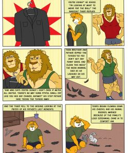 Cinderjosh 005 and Gay furries comics