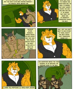 Cinderjosh 009 and Gay furries comics