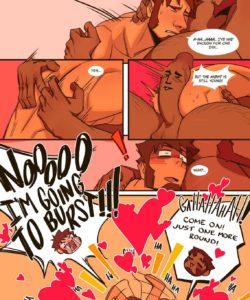 Conquering Flame - A Napoleon x Iskandar Fancomic 021 and Gay furries comics
