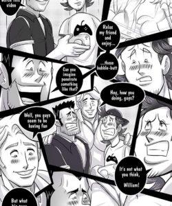 Cool it, William 1 – Hi Guys! gay furry comic