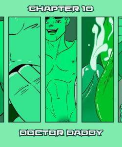 Daddy's House Year 1 - Chapter 10 - Doctor Daddy 001 and Gay furries comics