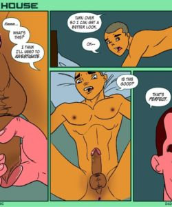 Daddy's House Year 1 - Chapter 10 - Doctor Daddy 005 and Gay furries comics