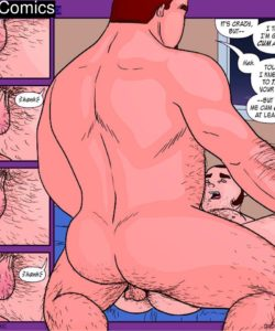 Daddy's House Year 1 - Chapter 12 - Study Break 008 and Gay furries comics