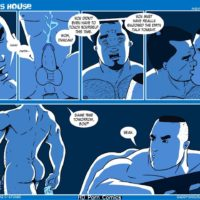 Daddy's House Year 1 - Chapter 6 - Nightly, Too gay furry comic