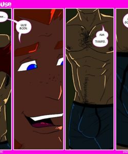 Daddy's House Year 1 - Chapter 9 - Trevor 007 and Gay furries comics