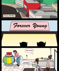 Dreams Of Pink 3 gay furry comic