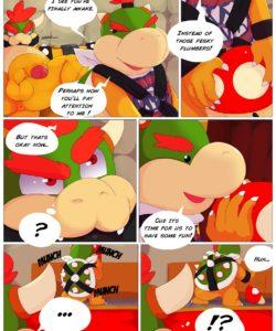 Family Bonding gay furry comic