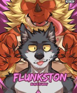 Flunkston 001 and Gay furries comics