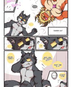 Flunkston 010 and Gay furries comics