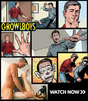 Growl Boys Gay Furry Porn
