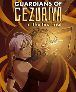 Guardians Of Gezuriya 1 - The First Trial 001 and Gay furries comics