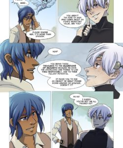 Guardians Of Gezuriya 1 - The First Trial 005 and Gay furries comics
