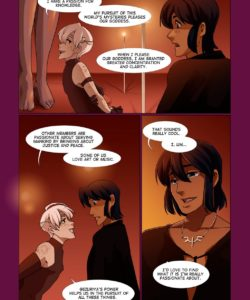 Guardians Of Gezuriya 1 - The First Trial 021 and Gay furries comics