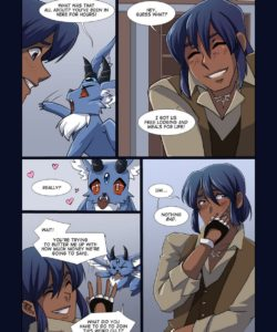 Guardians Of Gezuriya 1 - The First Trial 032 and Gay furries comics