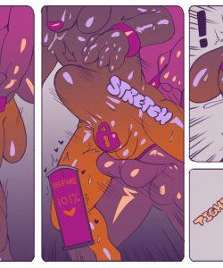 Halloween Transformation 007 and Gay furries comics