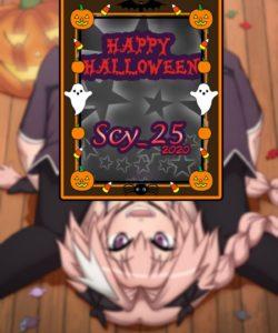 Happy Halloween 2020 With Astolfo gay furry comic
