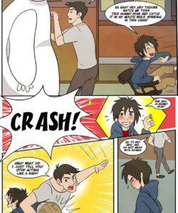 Hero Off Kilter 002 and Gay furries comics