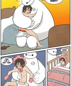 Hero Off Kilter 006 and Gay furries comics