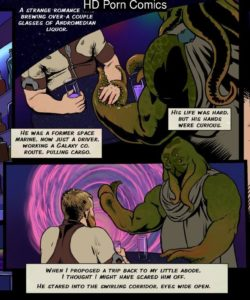 Hook-Up Or Abduction 001 and Gay furries comics