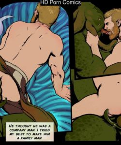 Hook-Up Or Abduction 003 and Gay furries comics