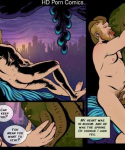 Hook-Up Or Abduction 007 and Gay furries comics