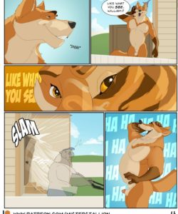 Housewarming 004 and Gay furries comics