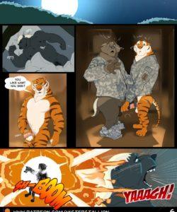 Housewarming 006 and Gay furries comics
