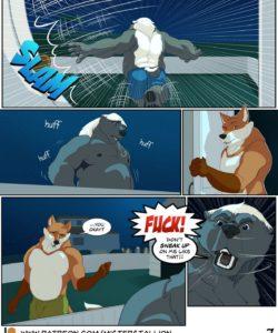 Housewarming 007 and Gay furries comics