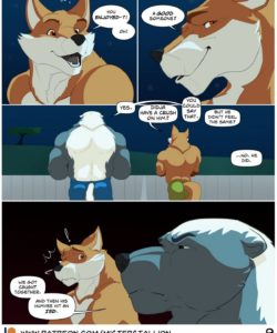 Housewarming 009 and Gay furries comics