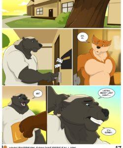 Housewarming 017 and Gay furries comics