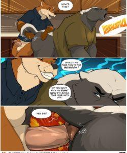 Housewarming 027 and Gay furries comics