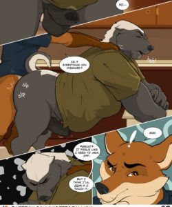 Housewarming 032 and Gay furries comics