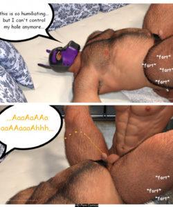 Humiliated 007 and Gay furries comics
