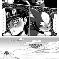 Iggy's Otherworldly Revenge gay furry comic