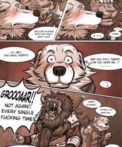 Inu 1 005 and Gay furries comics