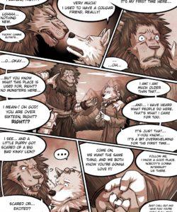 Inu 1 006 and Gay furries comics