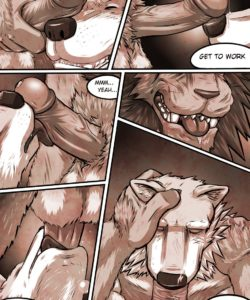 Inu 1 010 and Gay furries comics