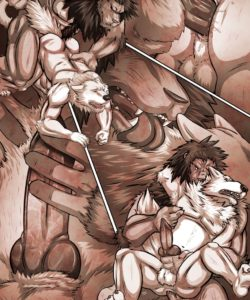 Inu 1 012 and Gay furries comics