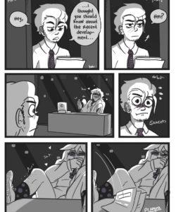 Late Shift 004 and Gay furries comics
