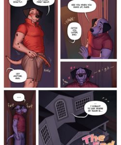 Liquid Courage 032 and Gay furries comics