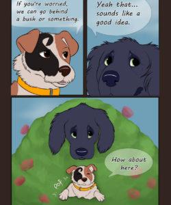 Little Pleasures 003 and Gay furries comics