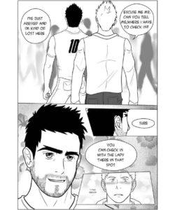 Love = Genre 1 - Pilot 008 and Gay furries comics