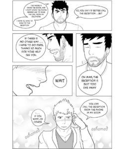 Love = Genre 2 - Coincidence 005 and Gay furries comics