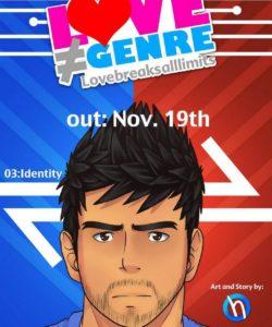 Love = Genre 3 - Identity 001 and Gay furries comics