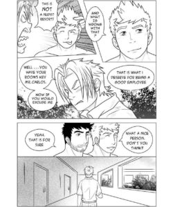 Love = Genre 3 - Identity 013 and Gay furries comics