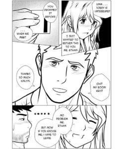 Love = Genre 6 - Past 003 and Gay furries comics